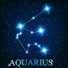 Complete information on the sun sign of Aquarius in the zodiac. Tells everything about Aquarius, including famous people, horoscopes and more. Aquarius Constellation Tattoo, Aquarius Tattoo, Zodiac Signs Aquarius, Age Of Aquarius, Zodiac Art, Aquarius Symbol, Aquarius Art, Sagittarius, Aquarius Personality