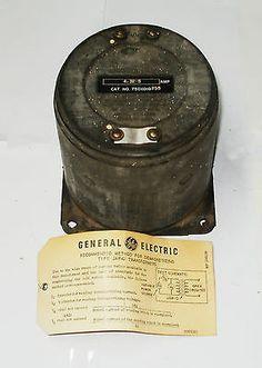 General Electric 750X0IG255 Transformer Current