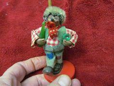 Peter Hedgehog Figure Figuren from Austria.?? FROM THE 60'S  get him b4 gone