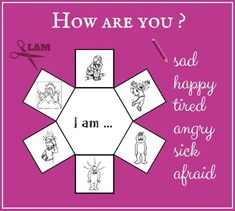 How are you ? LAM (leçon à manipuler) English Time, Learn English, French School, Cycle 3, Montessori Activities, English Lessons, English Vocabulary, Teaching Tips, Teaching English