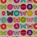 Etsuko Furuya Echino Fall Collection 2012 Insect Pink [IMPORT-JG95800-804-A01] - $19.95 : Pink Chalk Fabrics is your online source for modern quilting cottons and sewing patterns., Cloth, Pattern + Tool for Modern Sewists