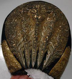 Russian Kokoshnik Headdress possible 18th century