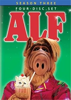 My space for relax: ALF Season 3