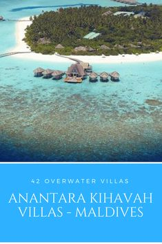 Maldives Water Villa, 5 Star Resorts, Overwater Bungalows, Resort Villa, Island Nations, Vacation, Outdoor Decor, Vacations, Holidays Music