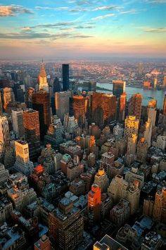 New York, New York. #BigApple by dorothy