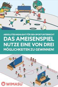 Free for Gesamtschule, Gymnasium, Hauptschule and Realschule. Here are sports teachers and many ideas for physical education. Primary Education, Primary School, Physical Education, Team Training, Sports Training, Game Day Quotes, Gymnasium, Vs Sport, Junior Year