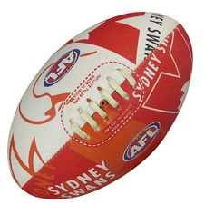 Sydney Swans Footy Ball by Burley