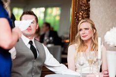 Bride Cries During Mother of the Bride Speech at Wedding Reception Our Wedding Day, Wedding Reception, Wedding Ideas, Bride Speech, Best Wedding Speeches, Maid Of Honor Speech, Wedding Toasts, Bridesmaid Gifts, Mother Of The Bride