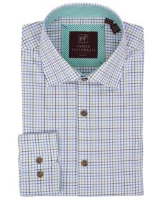 JW6608-Green (Suffolk) from James Tattersall Clothing