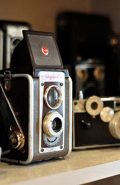 i love u vintage camera