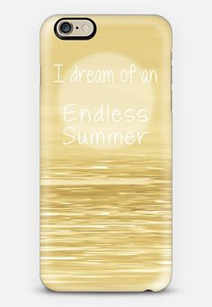 $10 off your first order @casetify using code: ZN4AQG #casetify #case #iphonecase #beach #summer #golden #saying #words #endlesssummer #dream #typorgraphy #phonecover #discount #offer #discountcode