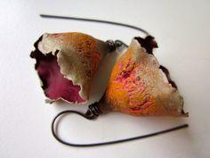 Earrings Everyday: A Little Rosiness