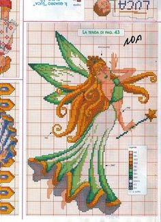 sandylandya@outlook.es  Just Cross Stitch Patterns   Learn craft is facilisimo.com