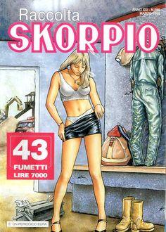 Fumetti EDITORIALE AUREA, Collana SKORPIO RACCOLTA n°286 MARS 1998