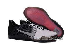 promo code d1123 a69ab Nike Kobe 11 Black White Silver Red Cheap To Buy, Price: $66.00 - Reebok  Shoes,Reebok Classic,Reebok Mens Shoes