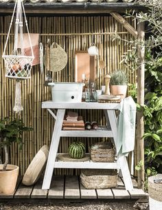 buitenkeuken | outdoor kitchen | vtwonen 07-2016 | Photography Sjoerd Eickmans | Styling Moniek Visser