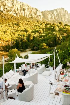 Su Gologone in Sardinia Italy  - TownandCountryMag.com