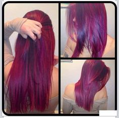 WANT!!!! Who can do this for me? I got some dark hair to work with, so it'll be a challenge :)