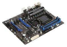 41986 computer-parts MSI 990FXA-GD65V2 AMD 990FX Socket AM3+ ATX Motherboard with 4x DDR3 - NEW  BUY IT NOW ONLY  $146.9 MSI 990FXA-GD65V2 AMD 990FX Socket AM3+ ATX Motherboard with 4x DDR3 - NEW...