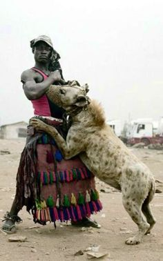 Hyena Men of Nigeria .. .