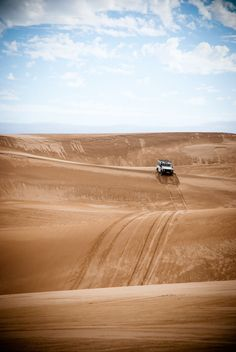 Dune driving, outside Walvis Bay, Namibia Desert Colors, Namibia, Desert Dream, Out Of Africa, Rest Of The World, Africa Travel, Continents, Safari, Tourism