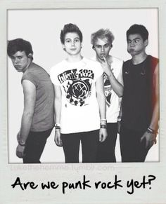 I honestly don't know who to laugh at, like look at Cal and then Ash and just wHaT