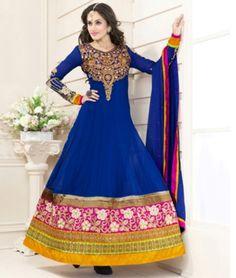 Get Beautiful Designer #Anarkali_Suits