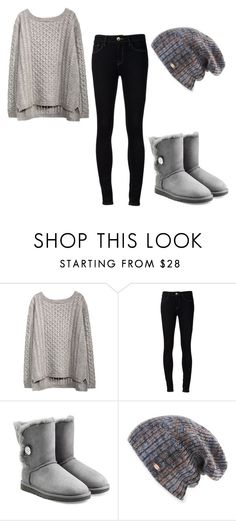 """""""Untitled #38"""" by prissysalas ❤ liked on Polyvore featuring Ström, UGG Australia and Spacecraft"""