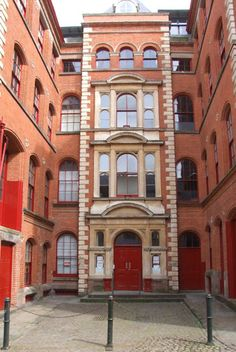 The Adams Building Stoney St