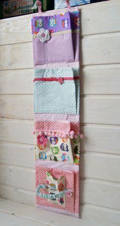 Кармашки для девочки в садик от пользователя «rabbitlia» на Babyblog.ru