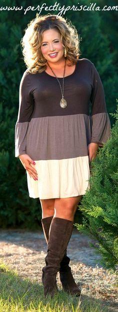 http://www.perfectlypriscilla.com/fancy-free-dress-brown-cream/