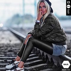 """""""#Repost @balr ・・・ """"A woman is beautiful when she is in love. I am speaking not only of love for another person, but love of life in general."""" - Miss Russia 2003 and official ambassador FIFA 2018 @lopyrevavika   @mareta94"""" Photo taken by @lopyrevavika on Instagram, pinned via the InstaPin iOS App! http://www.instapinapp.com (10/03/2015)"""
