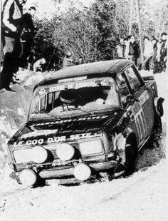 Simca 1000 Rallye 3 Gr.1 - Rallye Monte-Carlo