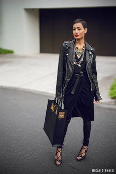 Micah Gianneli - модный блоггер из Австралии / Fashion блоги / ВТОРАЯ УЛИЦА