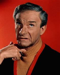 """""""Lost in Space"""" (1965-68)  Jonathan Harris as Dr. Zachary Smith"""