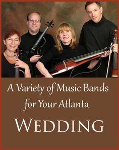 Music Bands For Atlanta Weddings and more! http://www.blueskyatlanta.com/a-variety-of-music-bands-for-your-atlanta-wedding/ #AtlantaGeorgia #AtlantaGeorgiaWedding #Atlanta