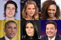 Meet the most influential people on the Internet