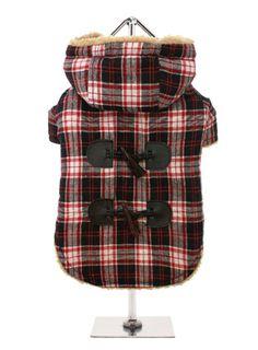 Teddy Bear Duffle Coat