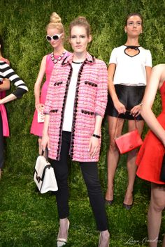 Fashion Week: Kate Spade Spring 2014 Spotlight | LaurenConrad.com