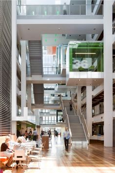 One Shelley Street, Sydney by Clive Wilkinson Architects, via Behance
