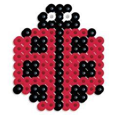 Perler Beads Fused Bead Ladybug by Perler Beads