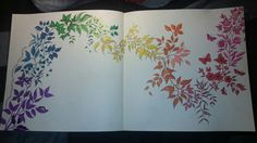 Adult Coloring Secret Garden Book