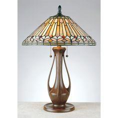Quoizel dorado table lamp | ... / Home & Gifts / Home Decor / Lighting / Quoizel® Otono Table Lamp