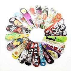 The Best Tech Decks cheap fingerboards here at Fingerboard Store
