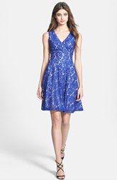 Eliza J Lace Fit & Flare Dress (Regular & Petite) @Kathy Chadick