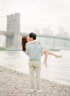 A Timeless New York City Engagement, Bomi and Billy - KT Merry Photography