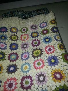 Desenli battaniye