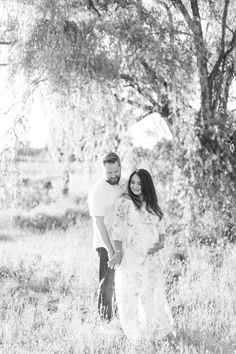 Alejandra + Will | A Sweet Maternity Session | VA DC MD Families + Wedding Photographer | Candice Adelle Photography