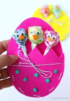 Easter Egg Envelope #EasterCrafts #Easter