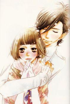 Say I Love You (Yamato Kurosawa, Mei Tachibana) Manga Love, Anime Love, Yamato And Mei, Anime Couples, Cute Couples, Yamato Kurosawa, Manga Anime, Say I Love You, My Love